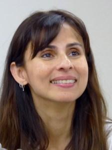 sonya christian at Rotary April 30 2015