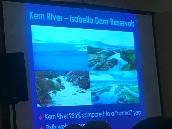 The Kern River Alan Tandy's presentation
