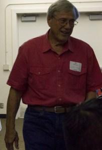 Bill Thomas New Faculty Sep 2 2017