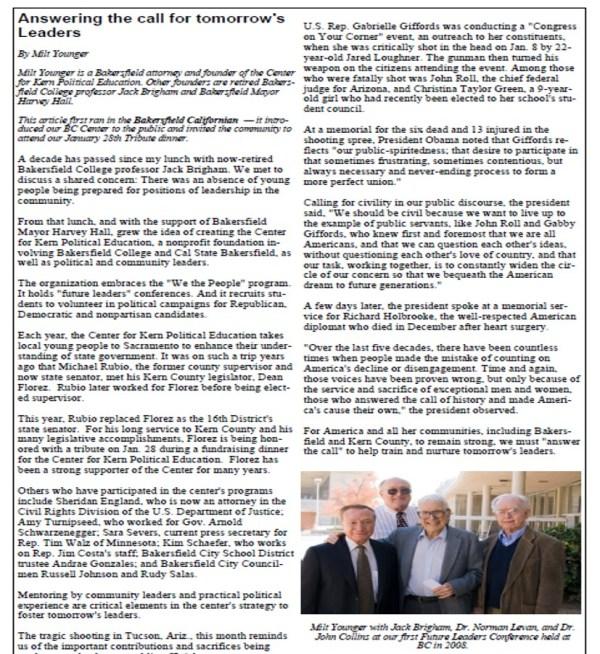 Kern IQ Winter 2011 Page 9