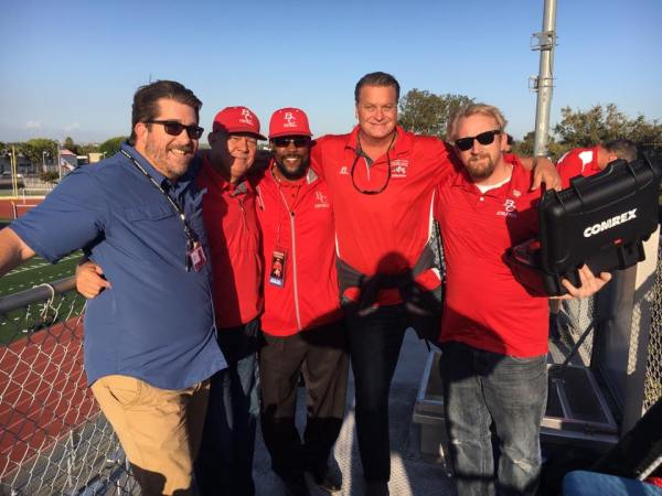 Trevor Horn, Ken Calvin, Vance Palm, Francis Mayer Sep 23 2017