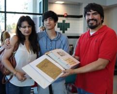 Oliver Rosales Diaz Family at CHAP
