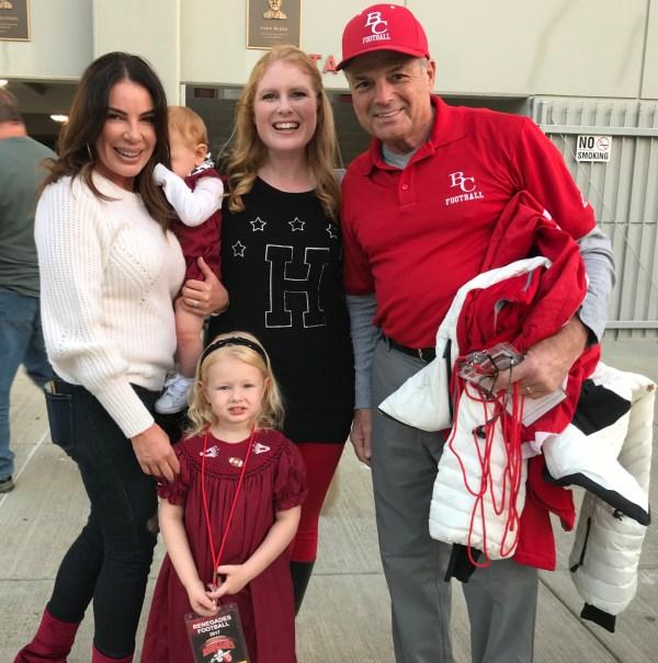 Ed Davis and family Oct 14 2017