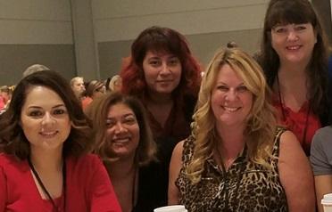 Isabel Castaneda, Darla Cooper, Erica Menchaca, Kimberly Bligh, Theresa McAlister cropped