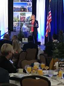Liz Rozell at Workforce Summit Oct 12 2017