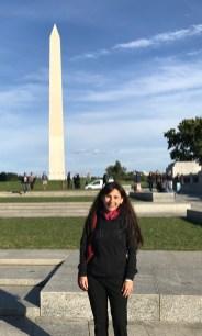 Sonya in Washington