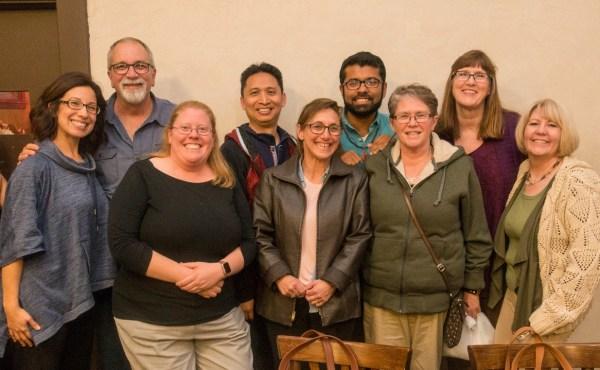 ASL Interpreting Workshop Group Photo