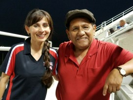Football with Carlos Barbaran