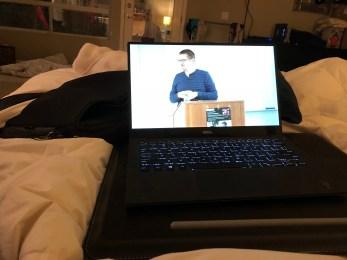 Live Stream of Gabriel Thompson Jan 25 2018
