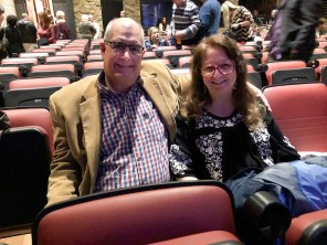 Chris Hine and Nancy Hine