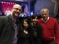 Matt Garrett, Jen Garrett, sonya and Tom Gelder