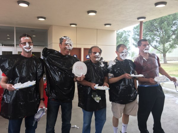 Pi in the Face Group 2