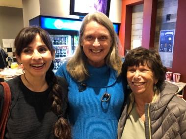 Sonya Christian, Janet Tarjan, Heidi Allison