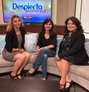 Ofelia Aguirre, Sonya Christian, Norma Rojas Mora April 14 2018