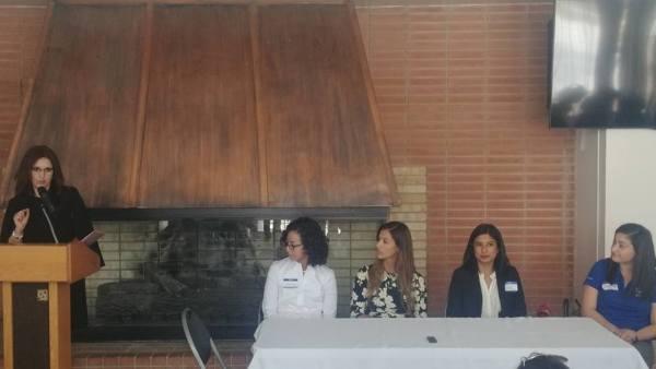 Panel at Women's Empowerment