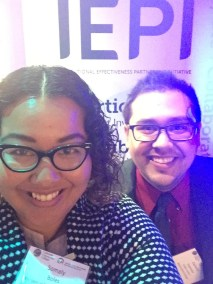IEPI Conference - Zach and Somaly 1