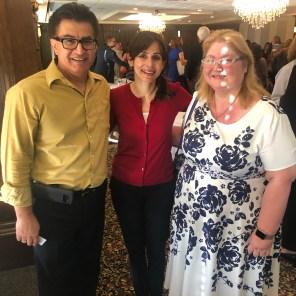 Gleaners - Jose, Sonya Christian, and Heidi Scott