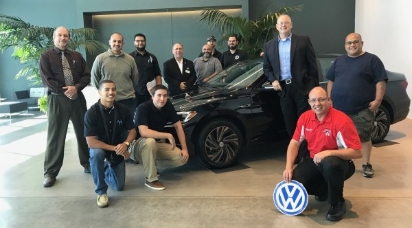 BC's Auto Tech and Volkswagen