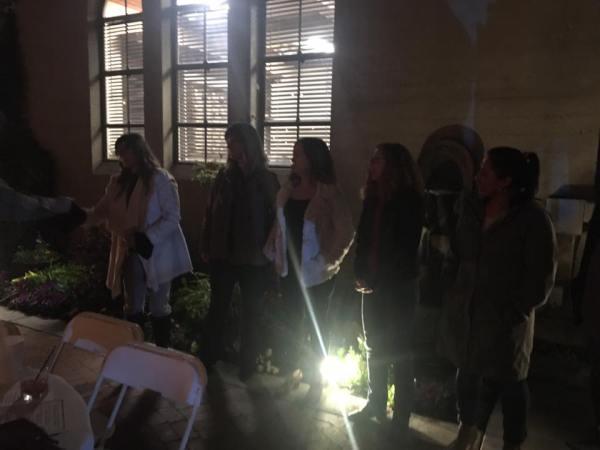 Faculty Tenure Party