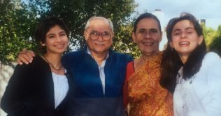 Eisha Christian, Paul Christian, Pam Christian, Sonya Christian