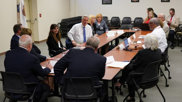 McCarthy Roundtable group