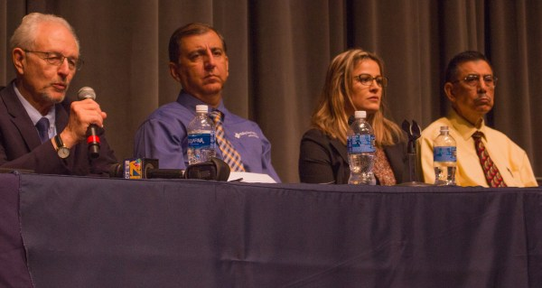 Valley Fever Town Hall panel