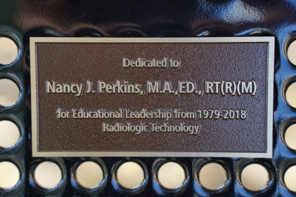 Dedicated to Nancy J. Perkins, MA, ED RT RM for Educational Leadership from 1979-2018 Radiologic Technology.
