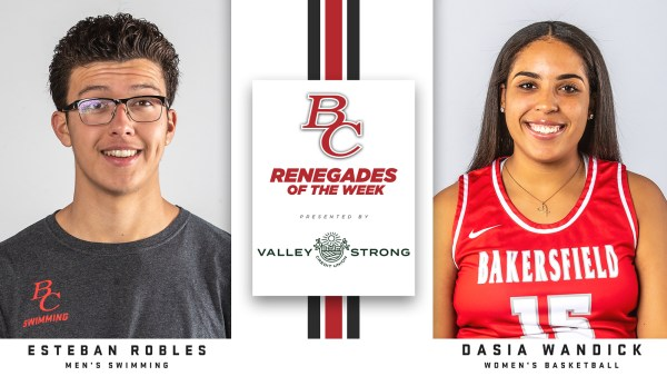 BC Renegades of the Week