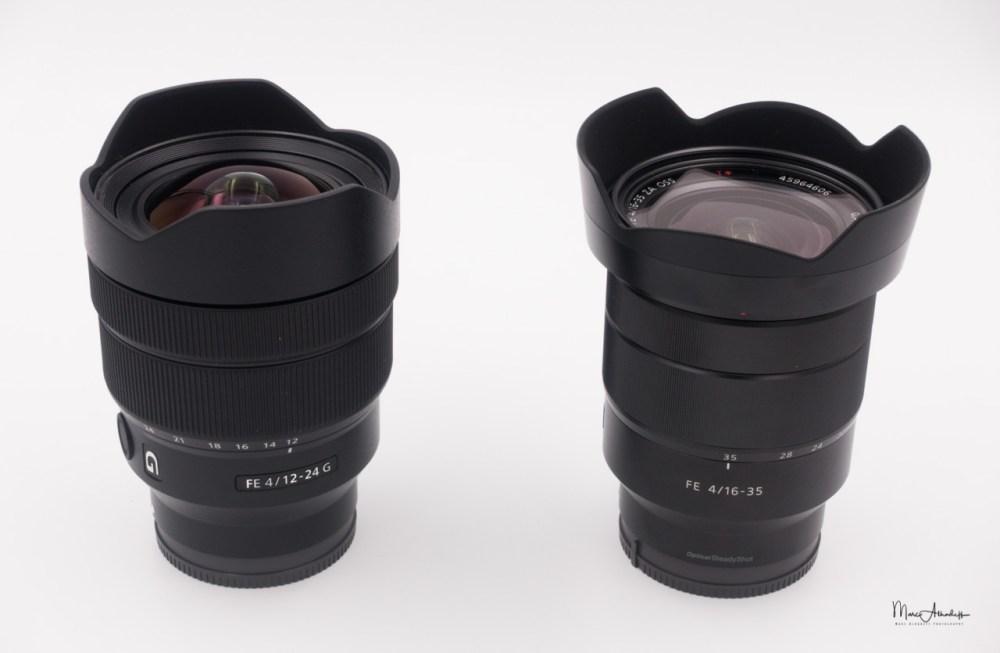 sony FE 12-24mm F4 G-12