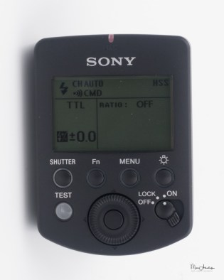 Sony Wireless Trigger-13