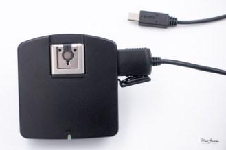 Sony Wireless triggers-110