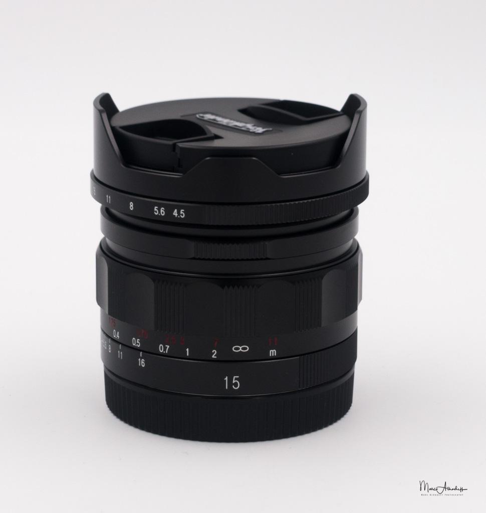 Voigtlander 15mm-1