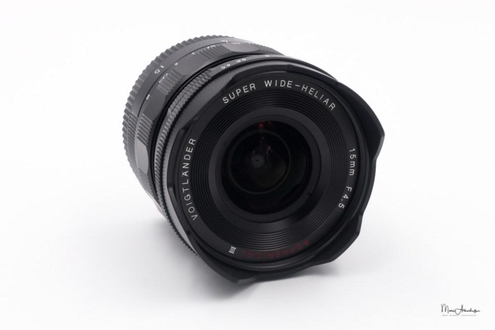 Voigtlander 15mm-4