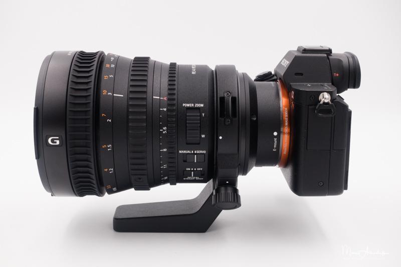 Sony FE PZ8135 G F4-016