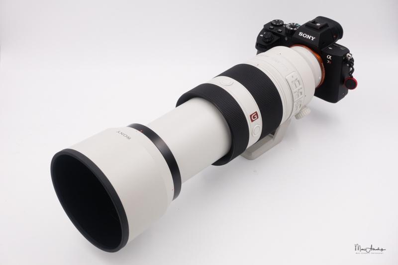 Sony FE100-400 GM-551