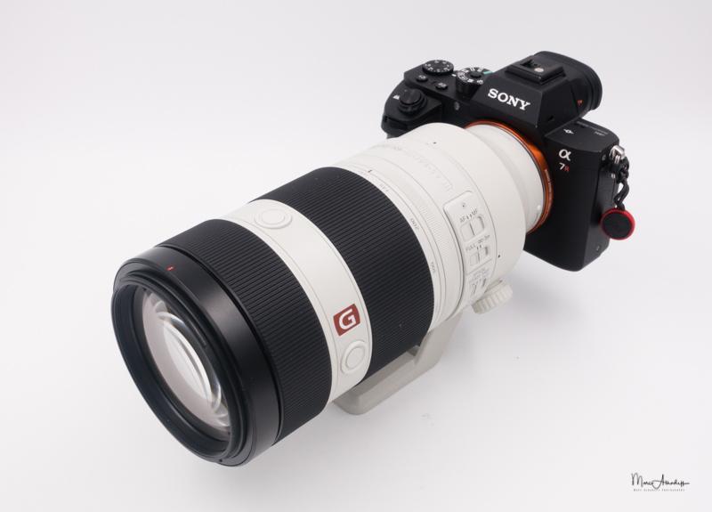 Sony FE100-400 GM-557