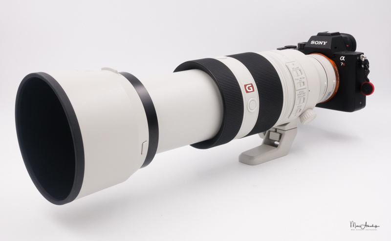Sony FE100-400 GM-560