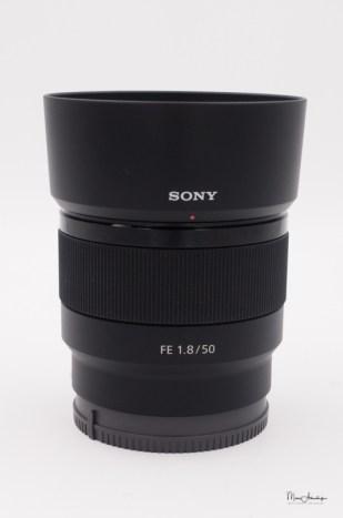 Sony FE50F18-001