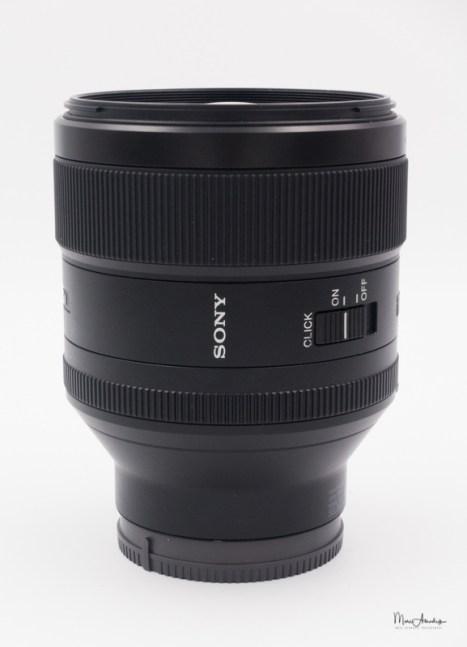 Sony FE85F14GM-003