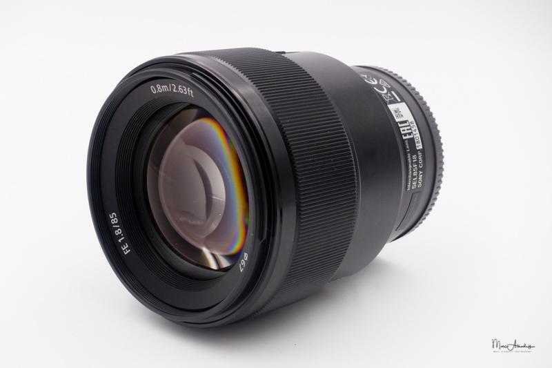 Sony FE85F18-007