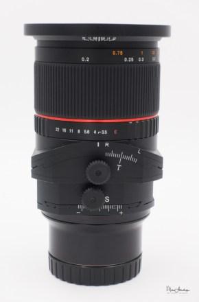 Samyang 24mm F3.5 - Tilt Shift-120