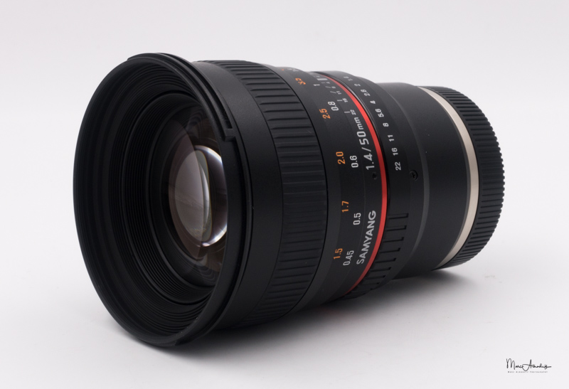 Samyang 50mm F1.4 AS UMC- -004