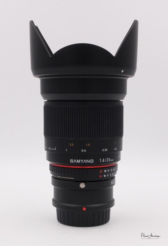 Samyang 24mm F1.4 ED AS IF UMC- ISO 125 --018