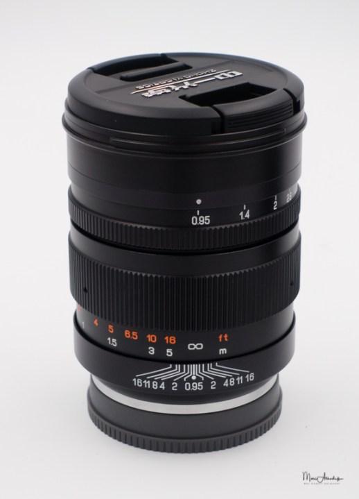 Mitakon 50mm F0.95-3