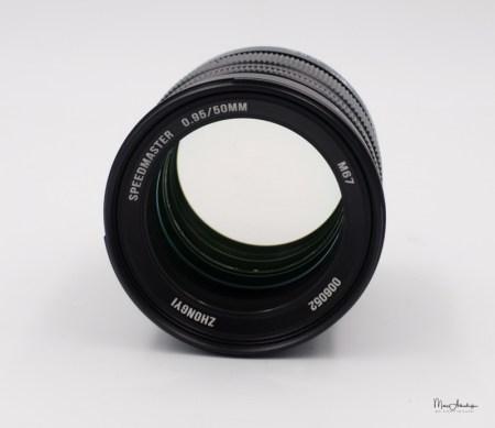 Mitakon 50mm F0.95-5