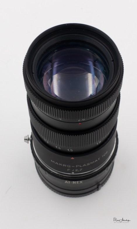 Meyer Optik - Makro Plasmart 105mm F2.7-0057
