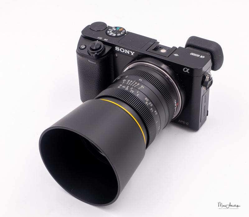 Kamlan 28mm F1.4-7