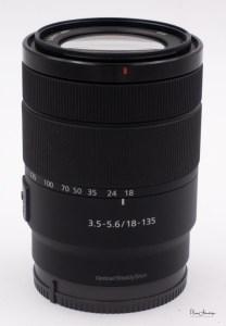 Sony 18-135-6