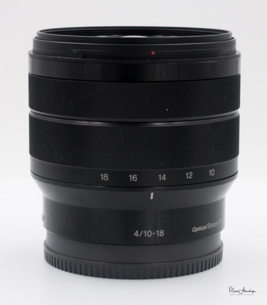 Sony E 10-18mm F4-1