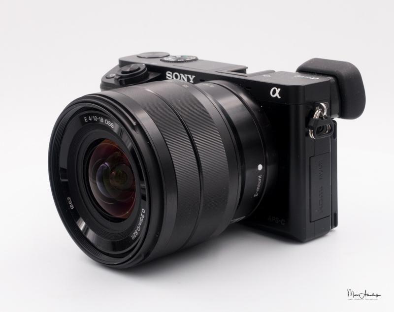 Sony E 10-18mm F4-5